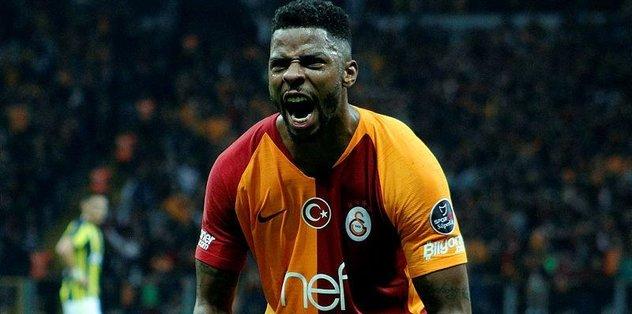 Galatasaray'da Ryan Donk rüzgarı!