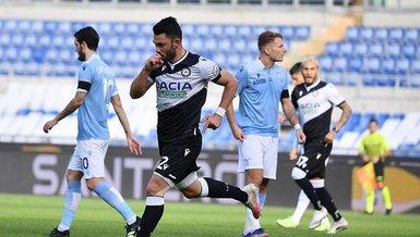 Lazio Udinese 1-3 (MAÇ SONUCU - ÖZET) Tolgay Arslan...