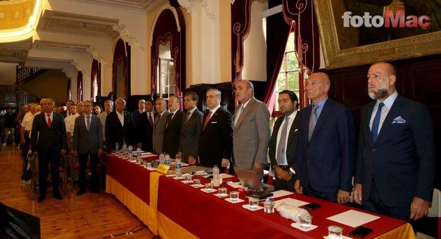 Mustafa Cengiz Divan Kurulu'nda açıklamalarda bulundu!