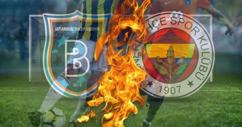 Fenerbahçe'den Başakşehir'e transfer! Müthiş takas...