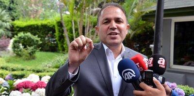 Adanaspor Başkanı Sedat Sözlü'den adaylara öneri