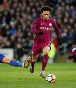 Manchester City'e Sane'den kötü haber!