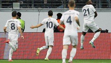 Mesut'un golü VAR'dan geldi! İşte o pozisyon