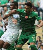 Akhisarspor Bursaspor'dan 1 puanı kaptı!