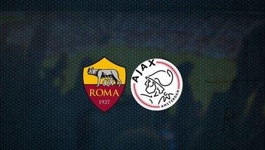 Roma - Ajax maçı ne zaman, saat kaçta? Hangi kanalda canlı yayınlanacak? | UEFA Avrupa Ligi