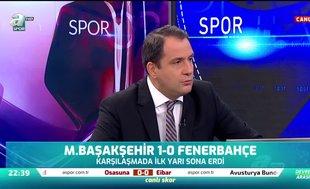 Erman Toroğlu'ndan ilk yarı yorumu! Fenerbahçe...