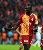 Mbaye Diagne Galatasaray'ın elinde kaldı!