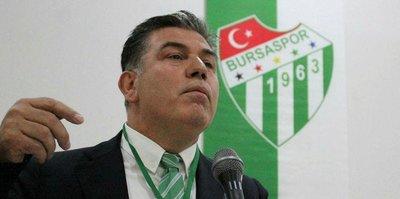 Bursaspor yönetiminde ilk istifa geldi