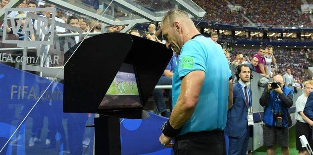 VAR'a Dünya Kupası ayarı