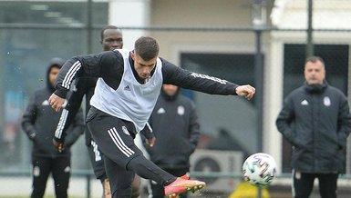 Beşiktaş'ta Sivas mesaisi başladı
