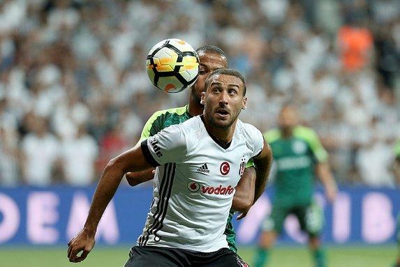 Beşiktaş'ın Porto maçı muhtemel 11'i