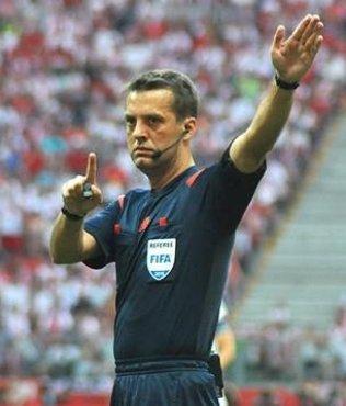 Galatasaray - Porto maçına Belaruslu hakem