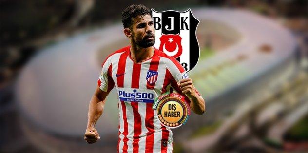 Son dakika transfer haberleri: İspanyollar yazdı! Beşiktaş'ın Diego Costa ısrarı Bjk spor haberi ...
