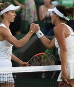 Wimbledon'ın ilk gününde Svitolina elendi