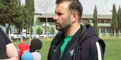 Akhisarspor'da Buruk, galibiyete inanıyor