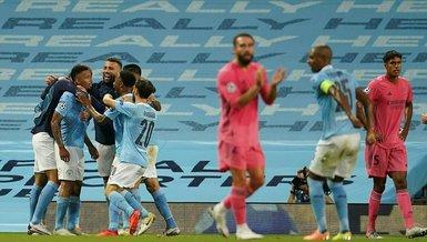 Manchester City 2-1 Real Madrid | MAÇ SONUCU
