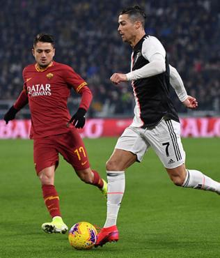 MAÇ SONUCU Juventus 3-1 Roma