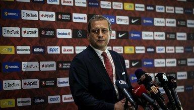 Son dakika spor haberi: Galatasaray Başkanı Burak Elmas açıklamalarda bulundu