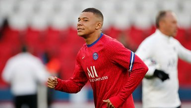 PSG star Mbappe faces calf injury