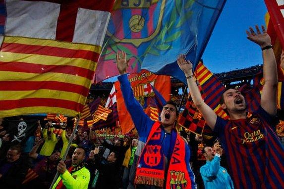 Barcelona - Chelsea (Şampiyonlar Ligi yarı final karşılaşması)