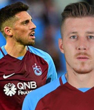 Trabzonspor Sosa ve Kucka'yı göndermek istiyor