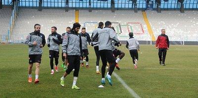 Erzurum'da Trabzonspor heyecanı
