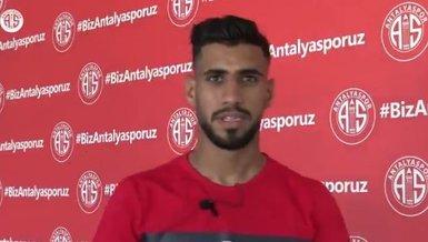 Son dakika transfer haberi: Antalyaspor'dan kanat takviyesi! Houssam Eddine Ghacha'yla sözleşme imzalandı