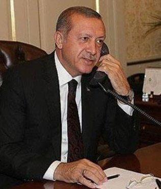 Cumhurbaşkanı Erdoğan, Mustafa Cengiz'i aradı