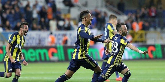 Kasımpaşa - Fenerbahçe maçında VAR'sa yoksa gol!