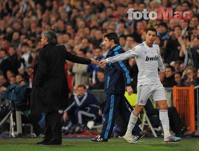 Ronaldo, Mourinho'dan Juventus'a gelmesini istedi