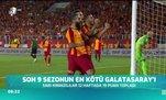 Galatasaray hücumda kayıp