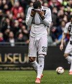Juventus ilk defa yenildi