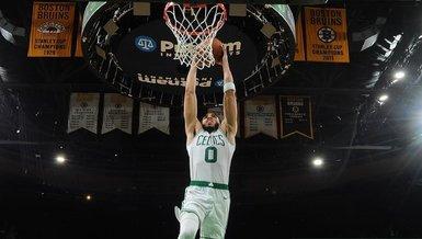 Celtics-Timberwolves: 145-136 (MAÇ SONUCU-ÖZET)