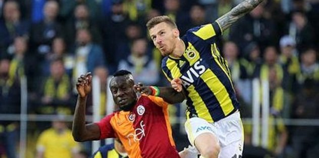 Bu kez Fenerbahçe formasıyla