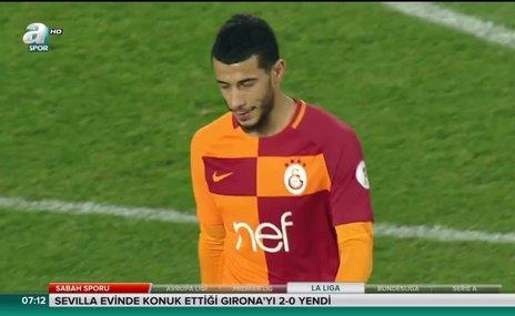 Belhanda'sız Galatasaray kazanamıyor