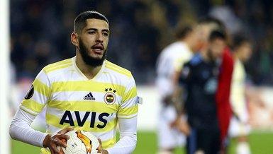 Son dakika spor haberi: Fenerbahçe'nin eski oyuncusu Yassine Benzia kaza sonrası takımına döndü