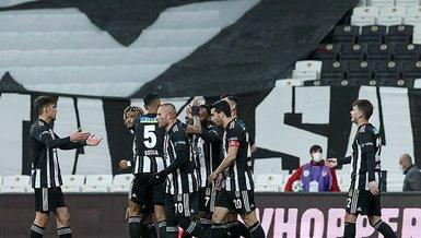 Beşiktaş - Kayserispor: 3-1 (MAÇ SONUCU - ÖZET)