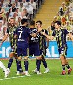 Fenerbahçe'den şaşırtan istatistik! Orta saha...
