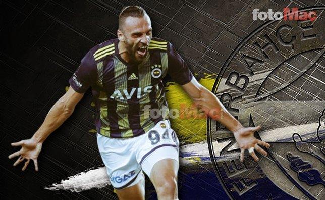 İngilizler Vedat Muriç'i ve yeni takımını açıkladı! Transfer tarihi... Fenerbahçe son dakika haberleri