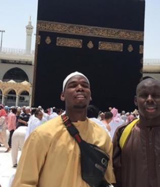 Fransız yıldız Pogba nasıl Müslüman olduğunu anlattı