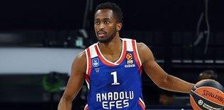 Anadolu Efes Beaubois ile sözleşme uzattı!