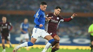 Everton - Leicester City: 1-1 (MAÇ SONUCU - ÖZET)