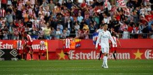 Real Madrid, 'yüksek riskli' maçta yenildi
