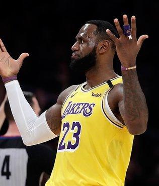 George Floyd olayı NBA yıldızı LaBron James'i çılgına çevirdi!