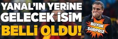 Fenerbahçe'de Ersun Yanal'ın yerine sürpriz isim!