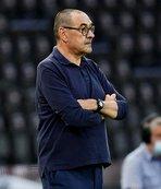 Lyon'a elenmişlerdi! Juventus'tan flaş Sarri kararı