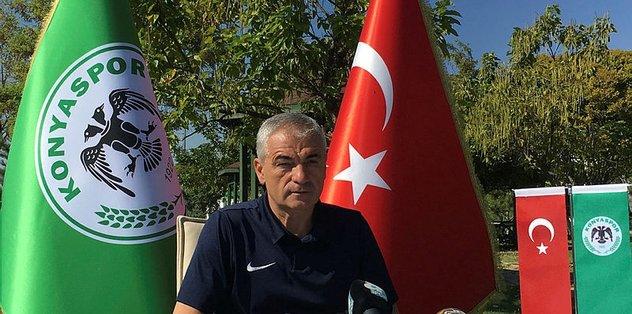 Rıza Çalımbay: 'Fenerbahçe bu maça hedef maç olarak bakıyor'