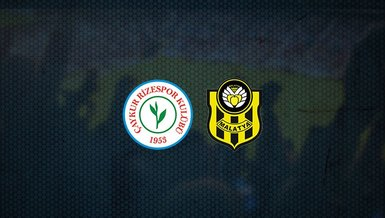 Çaykur Rizespor - Yeni Malatyaspor maçı ne zaman, saat kaçta ve hangi kanalda canlı yayınlanacak? | Süper Lig