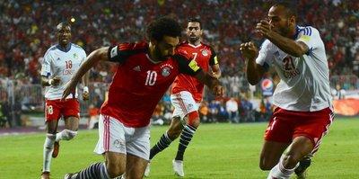 Mısır, 90+5'te bileti kaptı!
