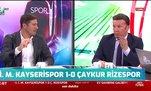 Emre Bol: Kayserispor'un golünden önce faul var